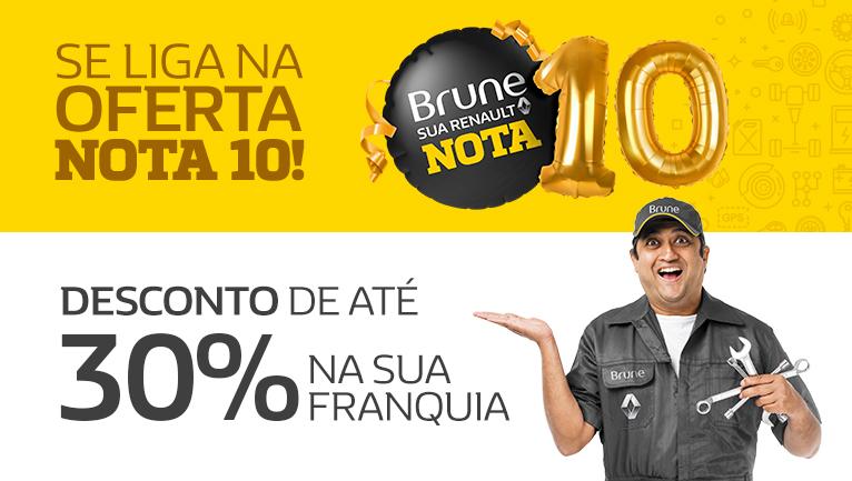 Brune Renault nota 10